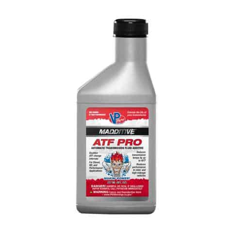 ATF Pro Transmission Additive 8oz Retail Bottle