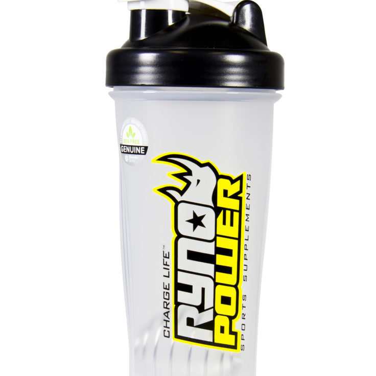 Blender Bottle Isolated