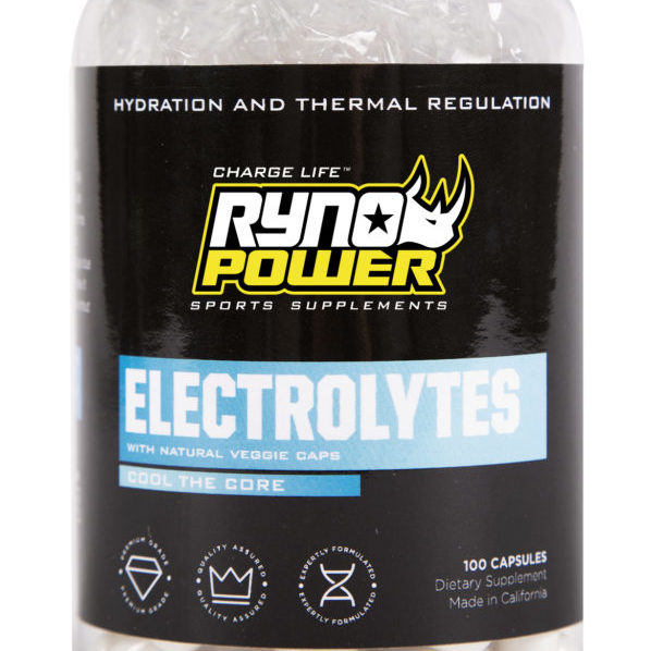 Electrolytes FRONT REFLECTION
