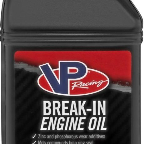 VP Break-In Oil 10W-40 Quart Retail Bottle