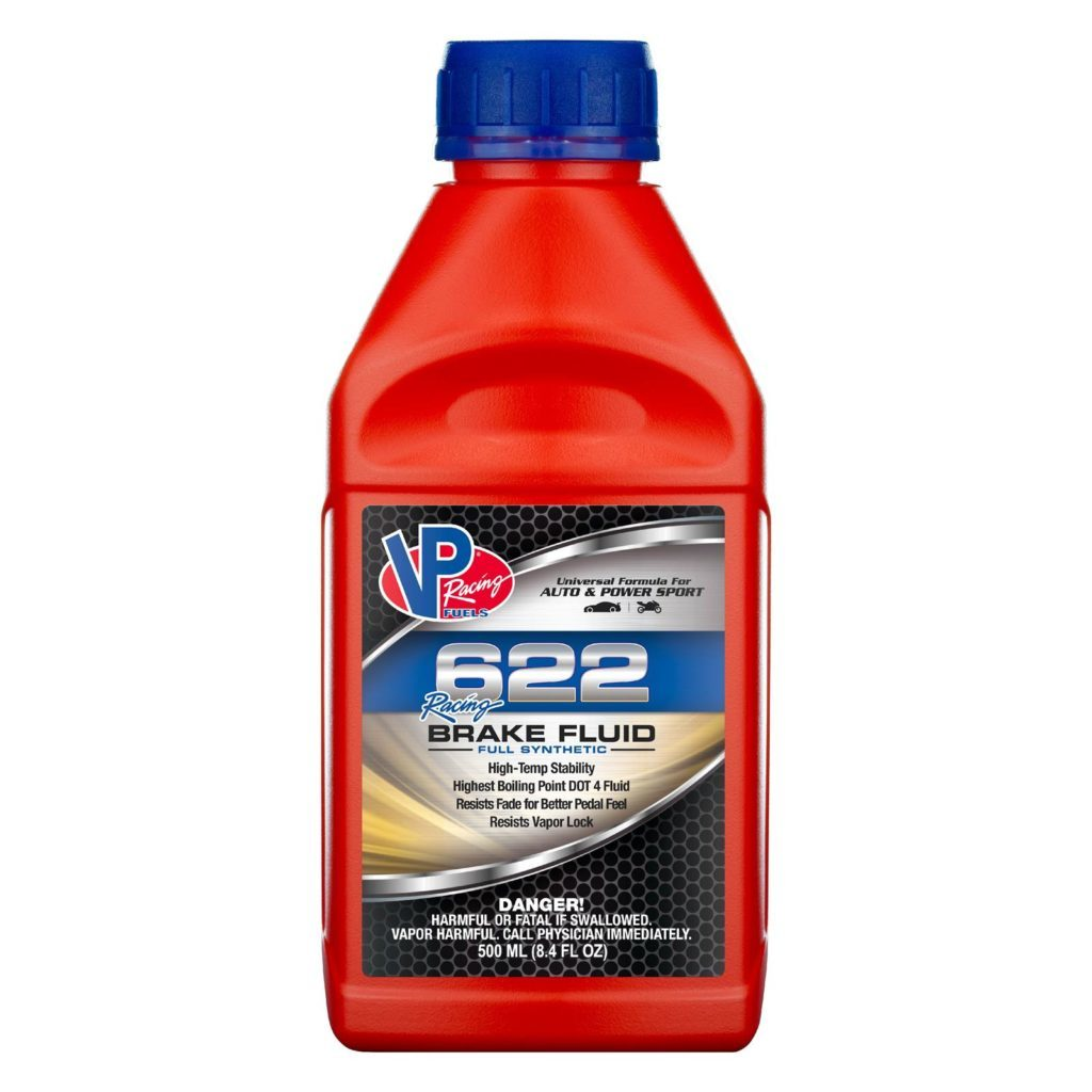 622 Racing Brake Fluid 500mL
